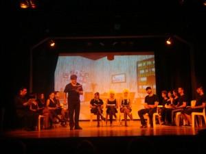 Oficina de Teatro do DAC em apresentação para comunidade, WEB800 1