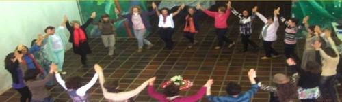 Danças Circulares, na Igrejinha da UFSC - DTQ 500x150
