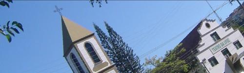 Igrejinha, fachada DAC, 500x150