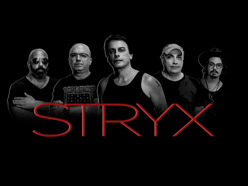 Projeto 12:30 show da banda Stryx @ UFSC